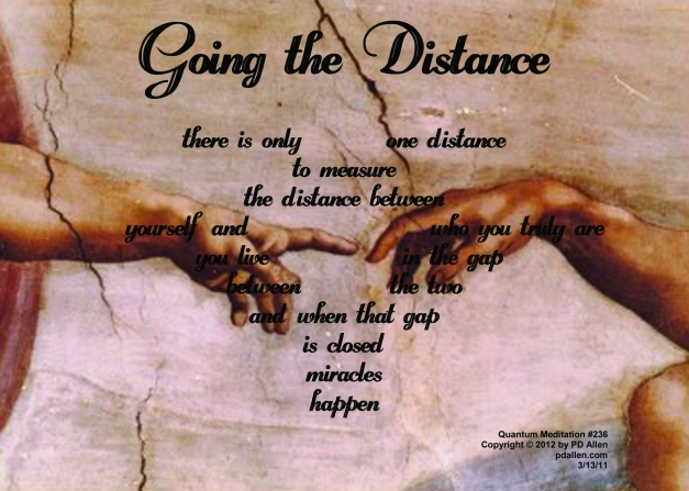 236GoingtheDistance
