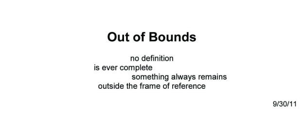 1931OutofBounds