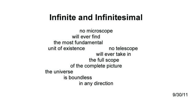1932Infinite&Infinitesimal