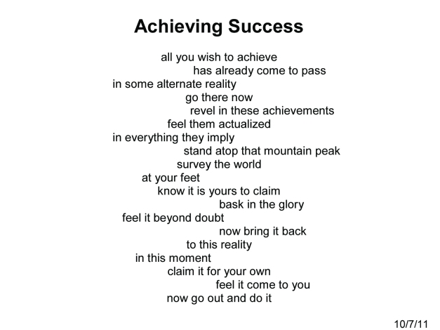 1970AchievingSuccess