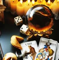 BALL-DICE-TAROT