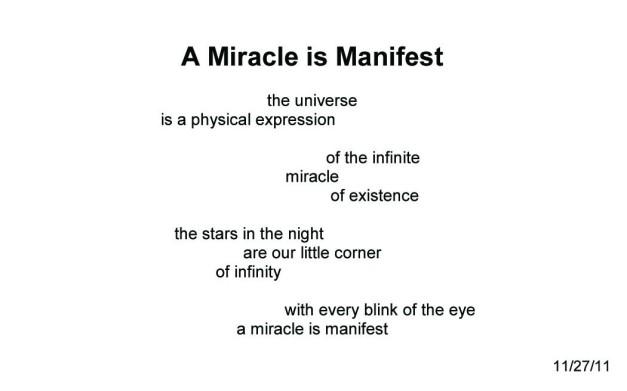 2198MiracleisManifest