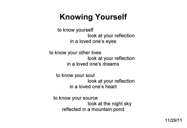 2201KnowingYourself
