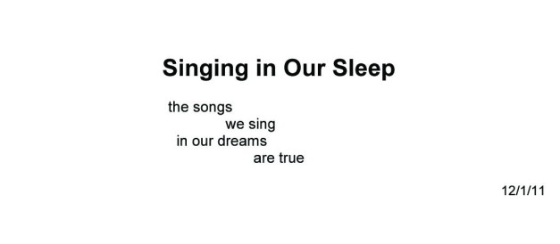 2206SinginginOurSleep