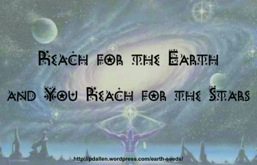 Reach for the Earth2