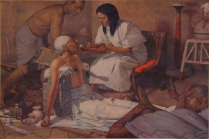 01 - Medicine in Ancient Egypt