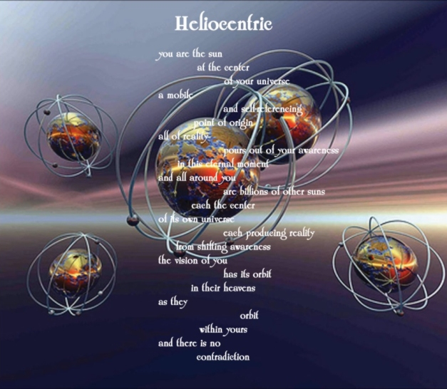 Heliocenttric