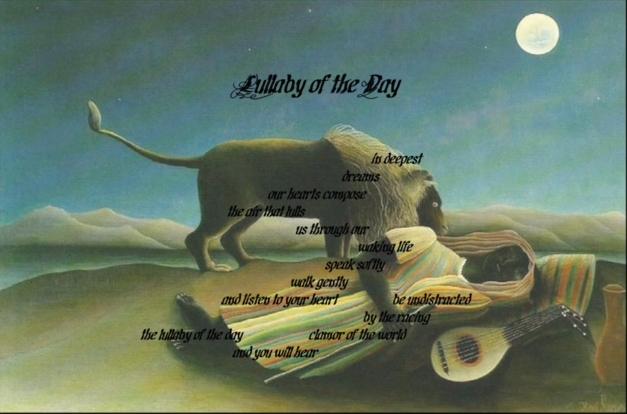 LullabyofDay