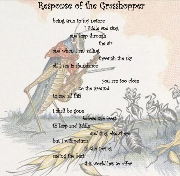 ResponseofGrasshopper