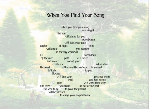 WhenYouFindYourSong